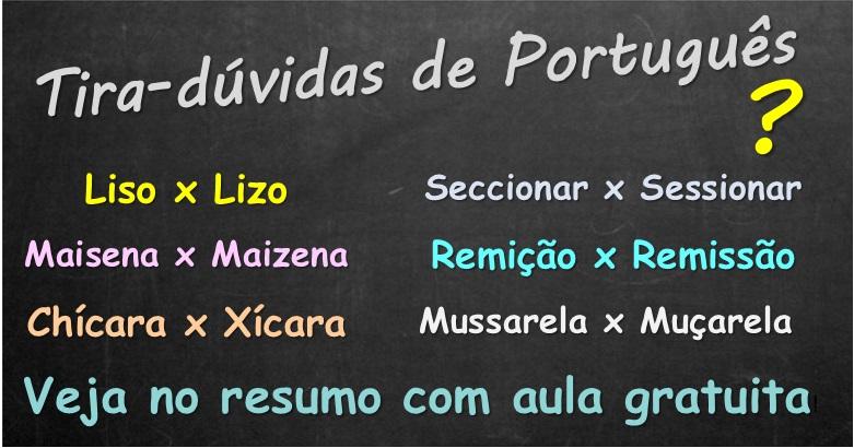 Aprenda a fazer o uso das letras no idioma Português