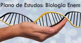 plano de estudos biologia enem