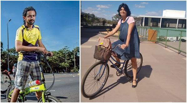 Ciclistas - temas de redação.