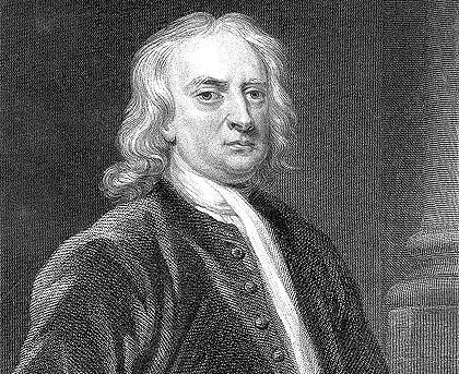 Leis de Newton - Isaac Newton