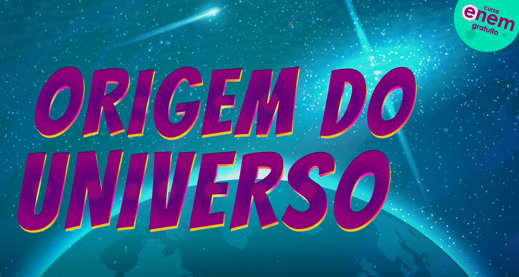 aula de origem do universo