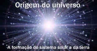 origem do universo