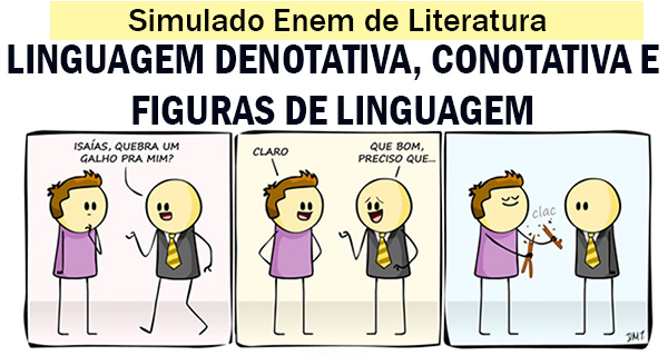 Linguagem Denotativa x Linguagem Conotativa