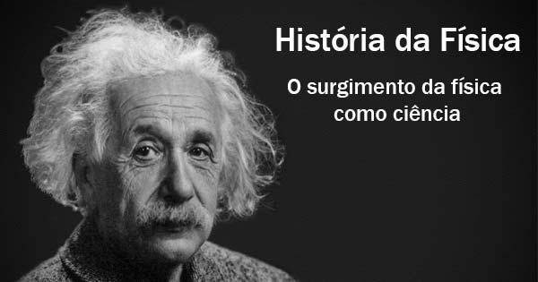 história da física