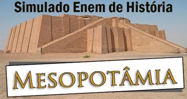 A Civilização da Mesopotâmia
