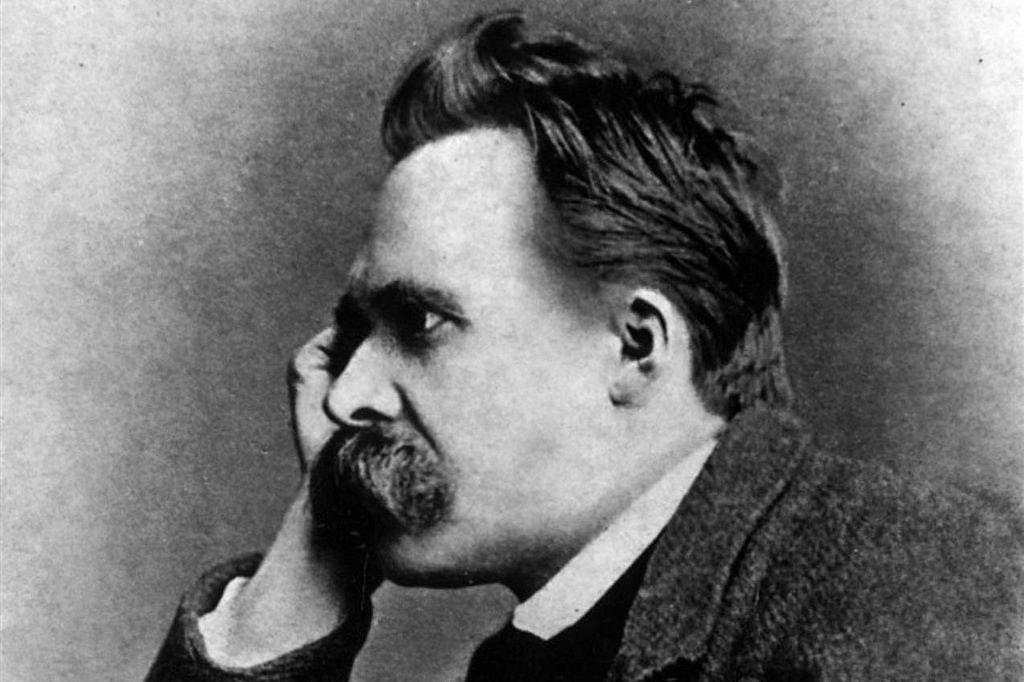 pensador Nietzsche