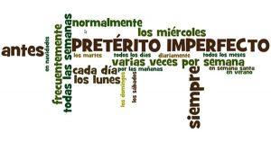 pretérito imperfeito