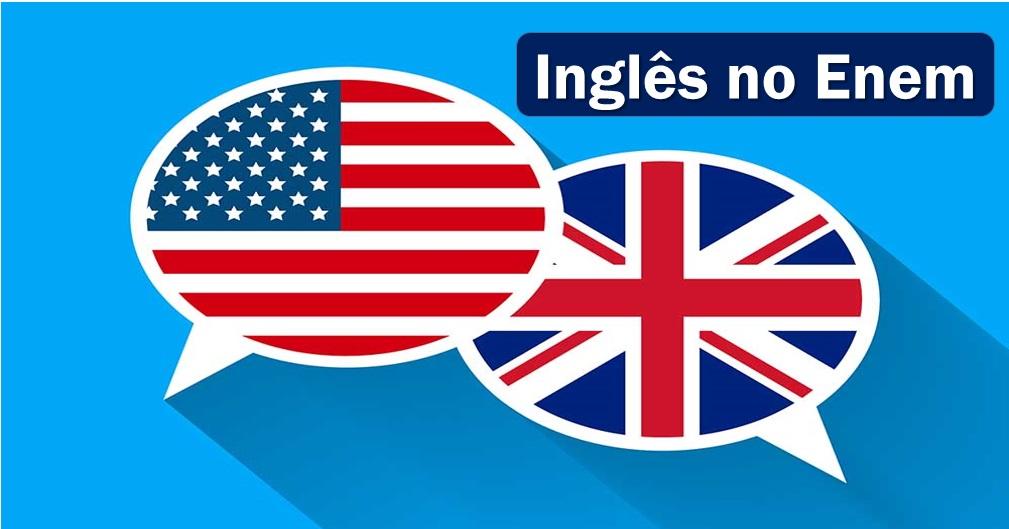Língua Linglesa no Enem