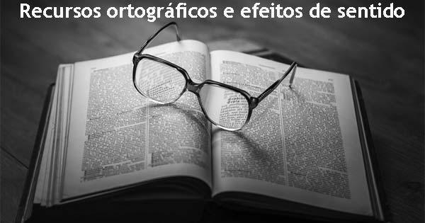 Recursos ortográficos