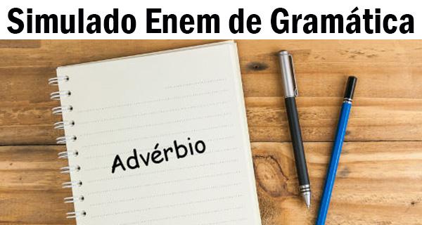 A Função do Advérbio na estrutura gramatical