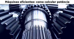 máquinas eficientes