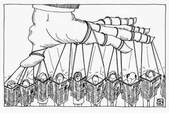 As instituições e o controle social sobre os indivíduos
