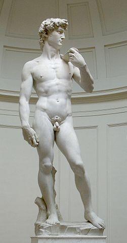 Davi de Michelangelo - Renascimento