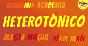simulado de heterotônicos