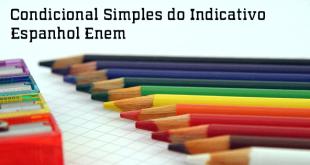 Condicional Simples do Indicativo