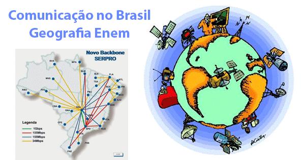 Comunicação no Brasil