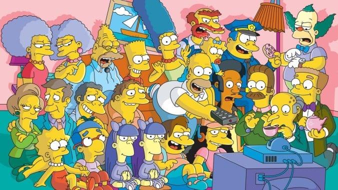 Simpsons - Indústria Cultural