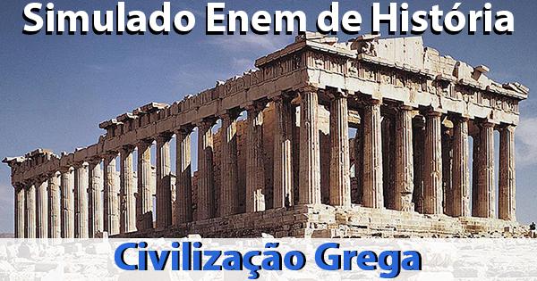 A Civilização da Grécia Antiga