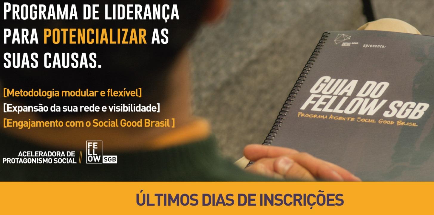 Programa Fellow SGB Social Good Brasil