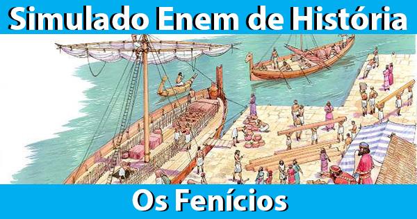 A Civilização dos Fenícios