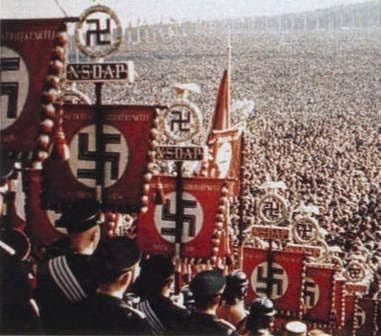 Nazismo, etnocentrismo