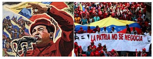 Hugo Chaves - Revolução Bolivariana