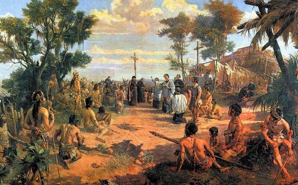 Catequização, índios, etnocentrismo