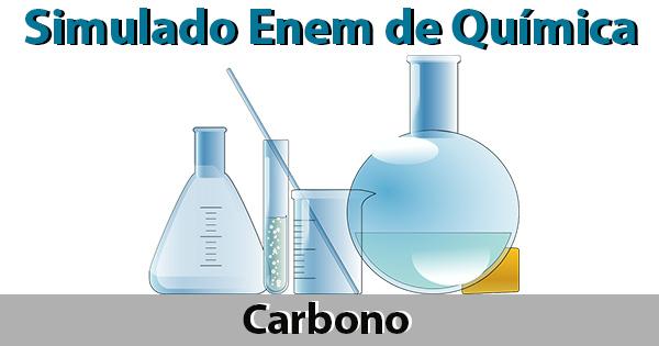 resumo sobre o Átomo do Carbono
