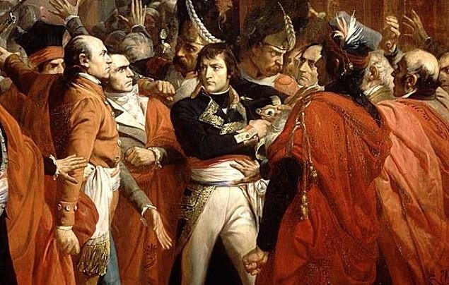 Napoleão Bonaparte - Revolução Francesa