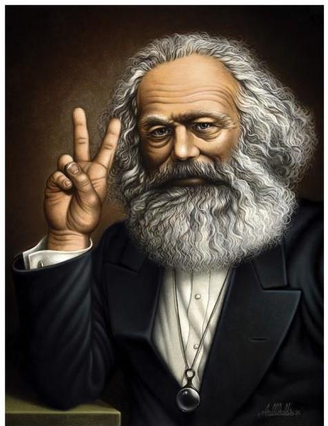 Marx, ideologia