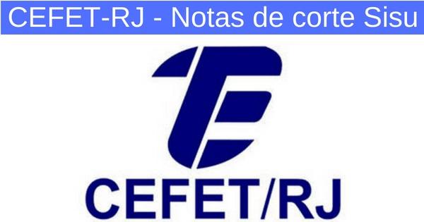 Notas de corte Sisu 2019 no CEFET-RJ