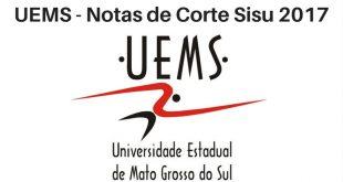 Notas de Corte do Enem na UEMS