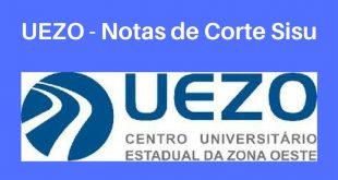 Notas de Corte do Enem na UEZO