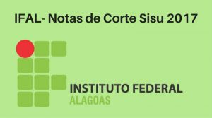 Notas de Corte do Enem no IFAL
