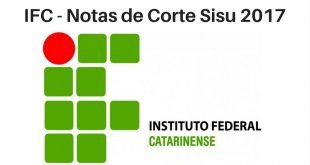 Notas de Corte do Enem no IFC