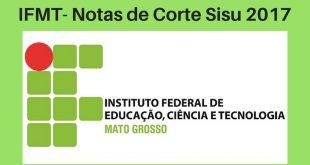 Notas de Corte do Enem no IFMT