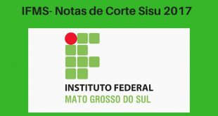 Notas de Corte do Enem no IFMS