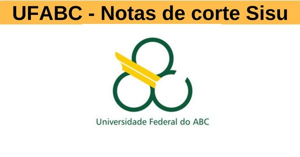 notas de corte sisu 2019 na UFABC