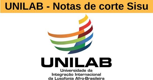 notas de corte sisu 2019 na unilab