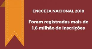 Encceja Nacional 2018