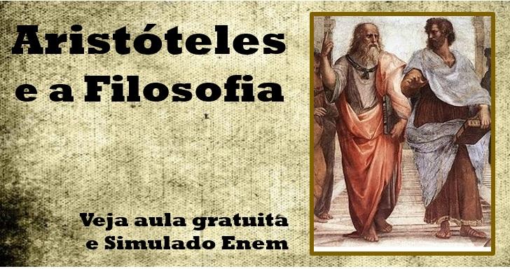 Aristóteles - Aula com Simulado Enem