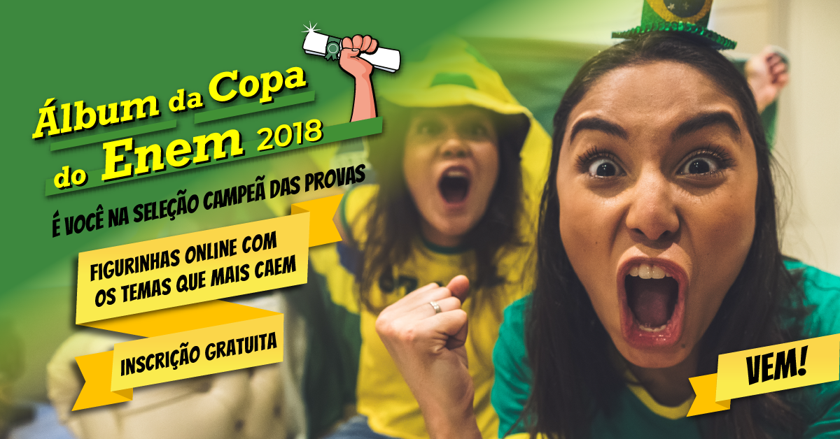 Álbum da Copa do Enem
