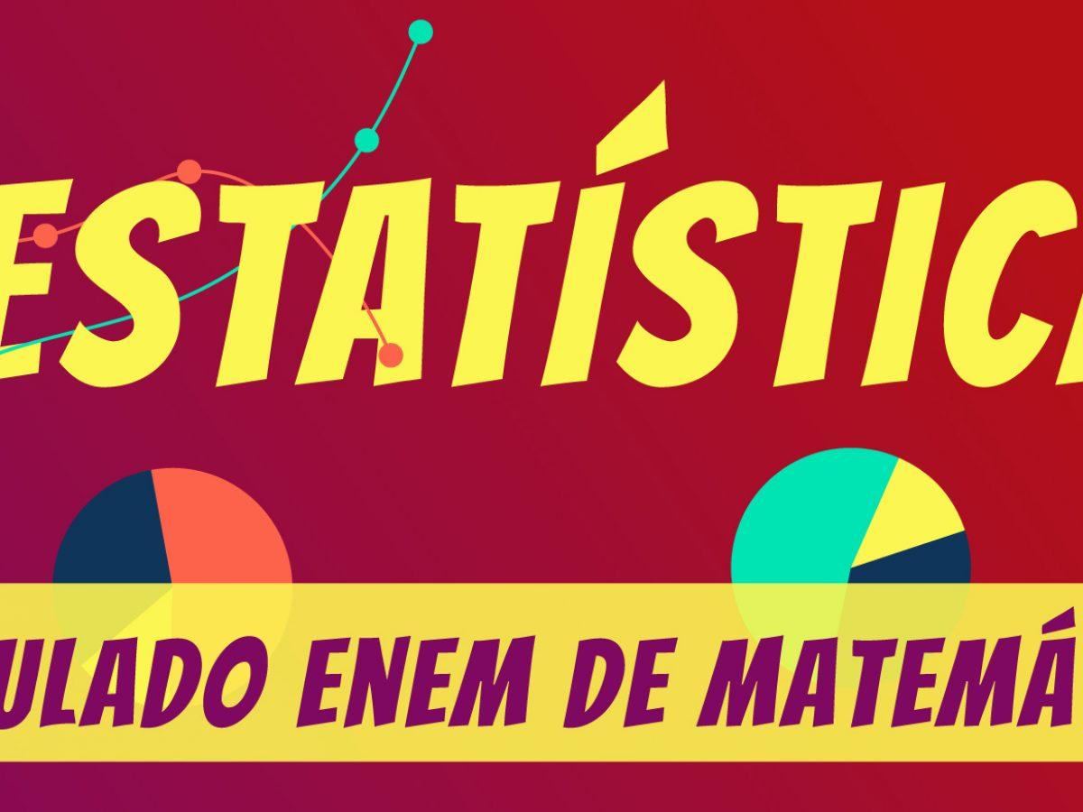 Media Simples E Estatistica Resumo Com Simulado Enem De Matematica