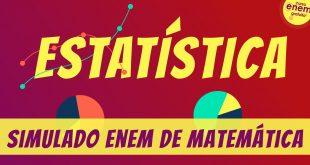 Simulado de Estatística