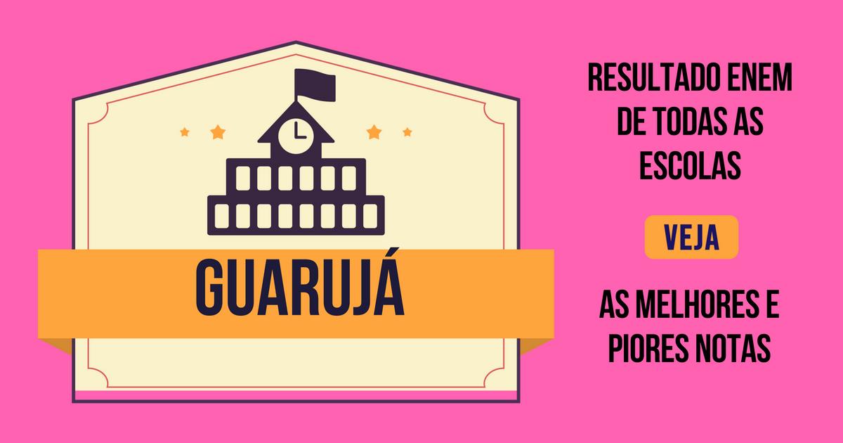 Resultado Enem Guarujá