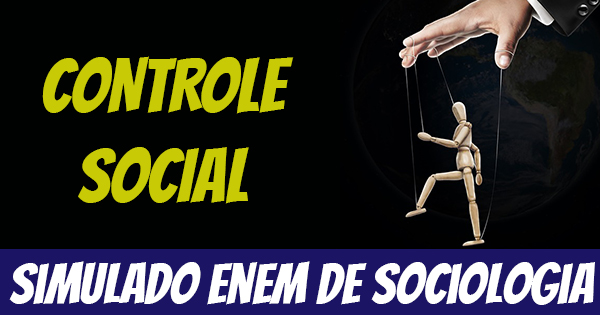 simulado de controle social