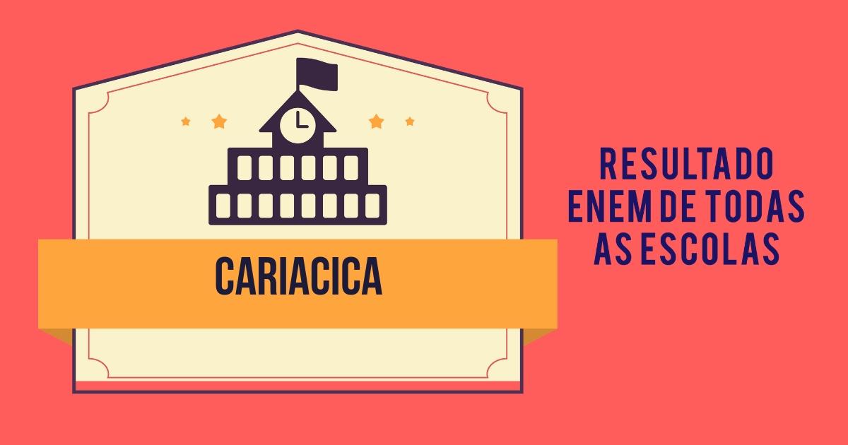 Resultado Enem Cariacica