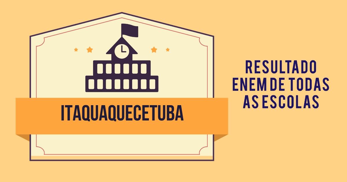 Resultado Enem Itaquaquecetuba