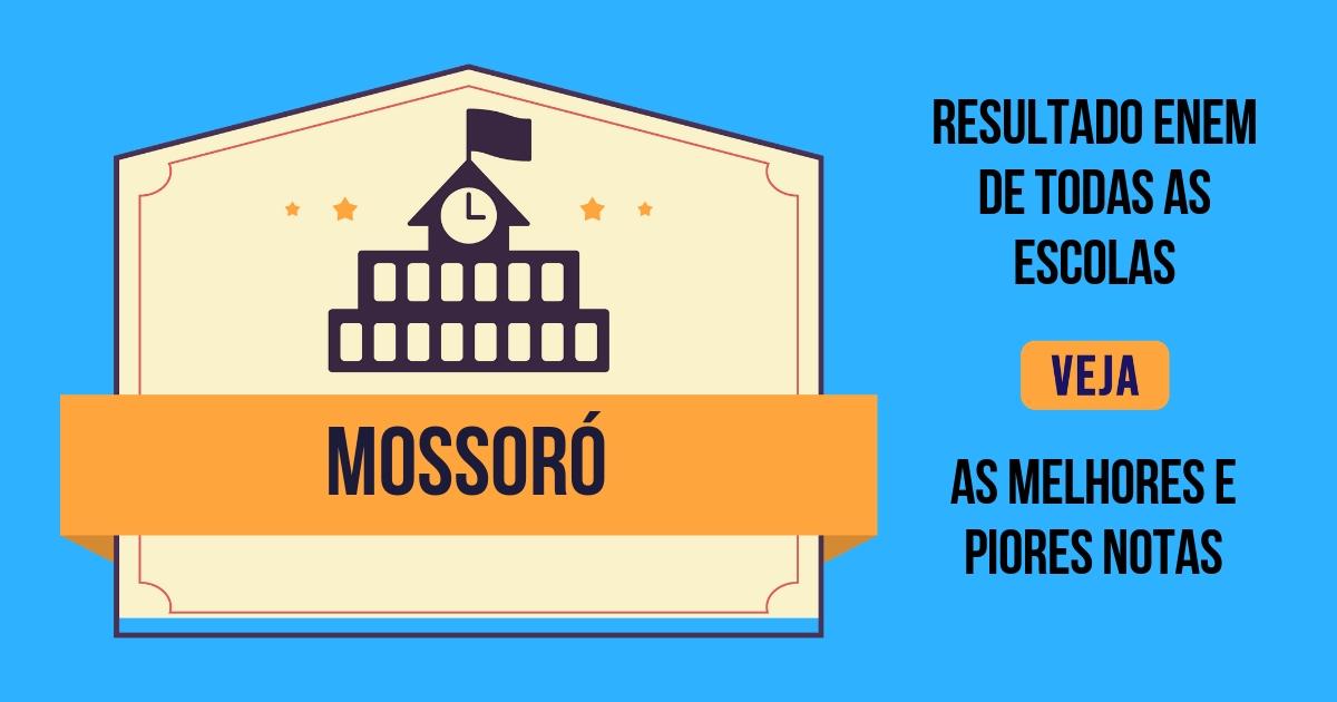 Resultado Enem Mossoró
