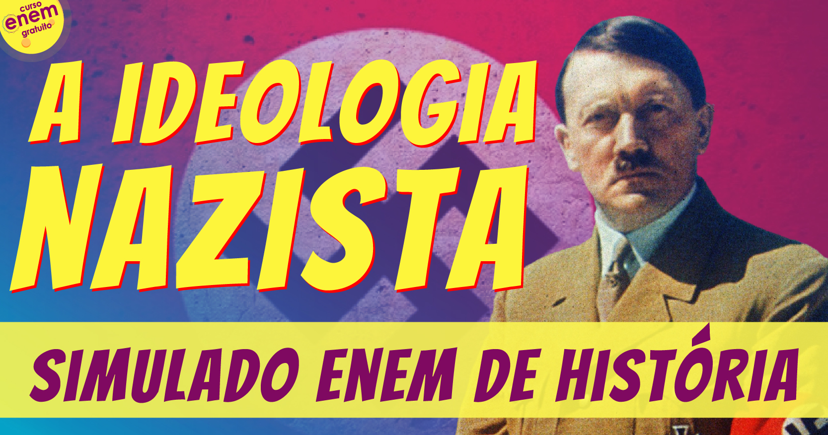 simulado de nazismo blog do enem